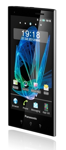 Panasonic Eluga, la vuelta a Europa con Android