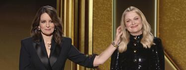 Los mejores momentos de la gala de los Globos de Oro 2021 en la que 'The Crown' y 'Nomadland' han sido protagonistas
