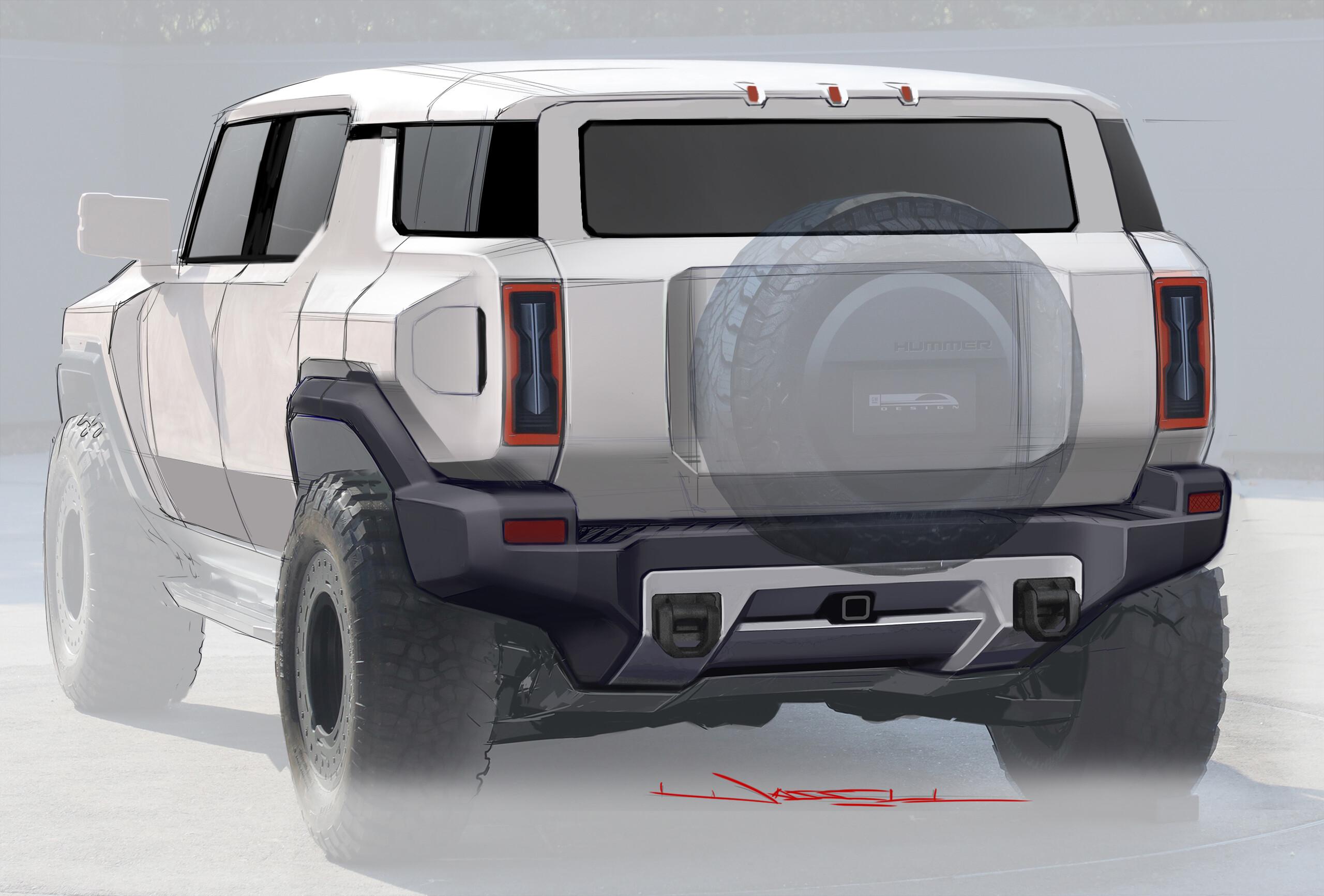 Foto de Hummer EV SUV 2024 (52/53)