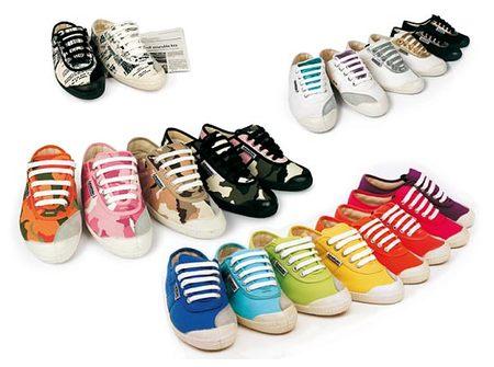 Zapatillas Kawasaki, el éxito del calzado vintage