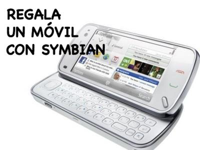 Ideas para regalar en Navidad: móviles con Symbian