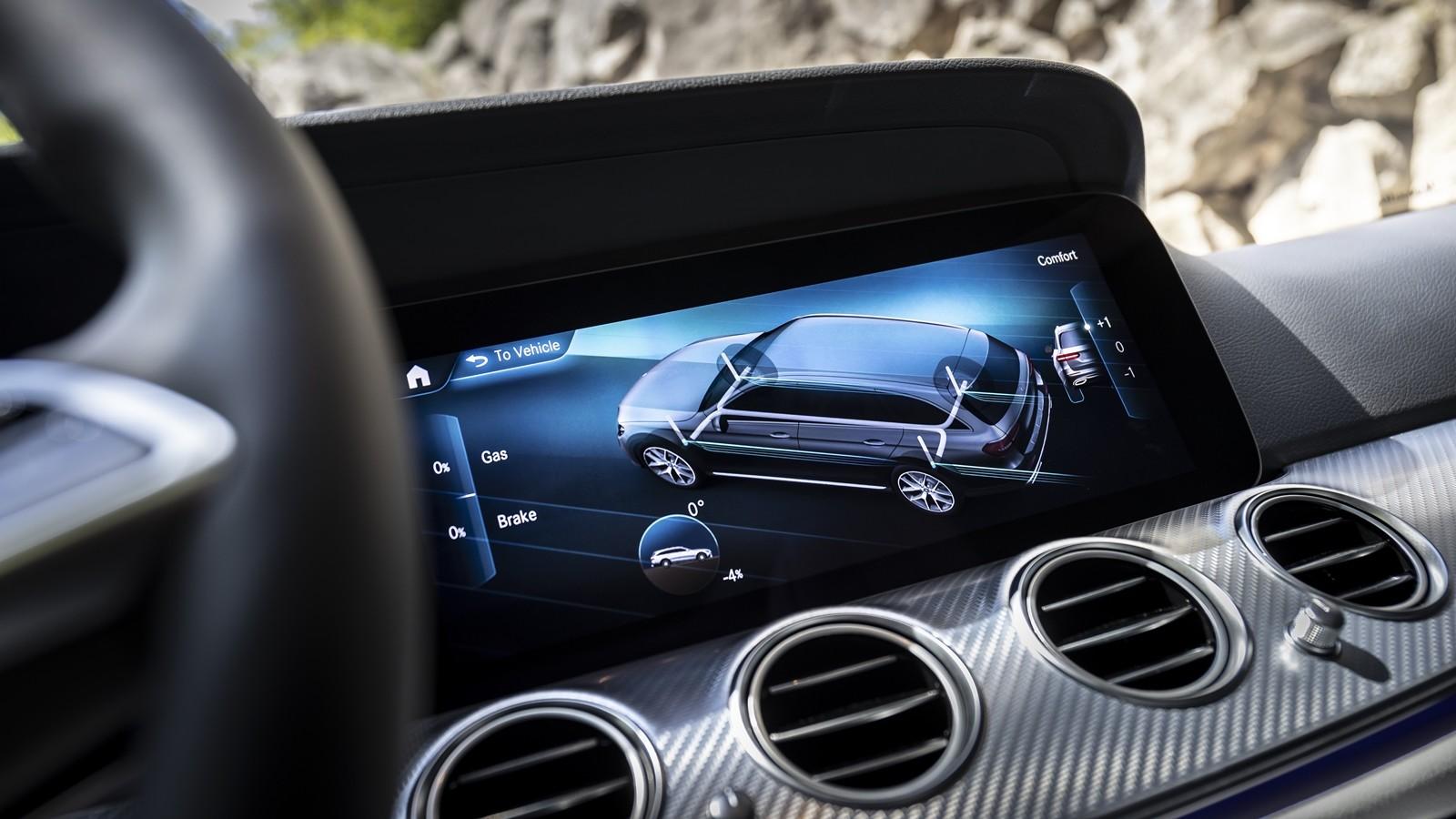 Foto de Mercedes-Benz Clase E 2020, prueba contacto (41/135)