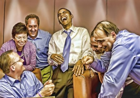Obama satura la web del Congreso de los Estados Unidos