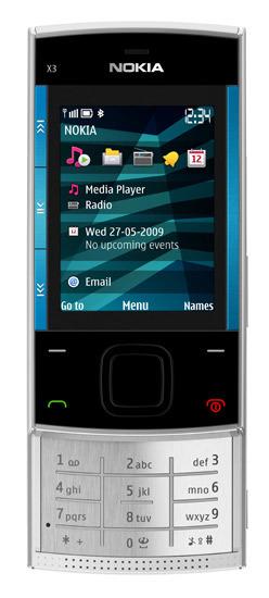 Foto de Nokia X3 en España (1/7)