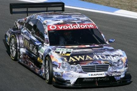 Paul di Resta correrá con un Mercedes pata negra en 2008