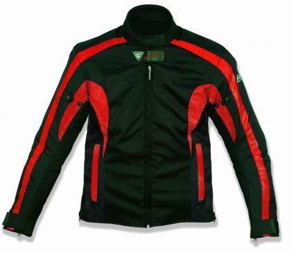 Garibaldi lanza una nueva chaqueta de moto, la Sportech