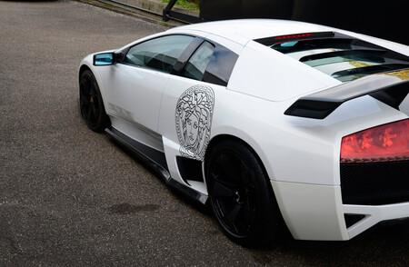 Lamborghini Murciélago Versace 2008, a la venta