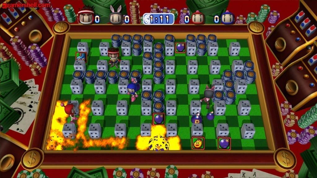 Foto de 011008 - Bomberman Ultra (1/10)