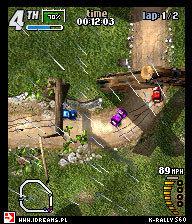 K-Rally, juego de coches para tu móvil