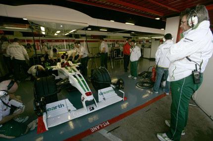 El equipo Honda podría pasar a ser 'Brackley F1'