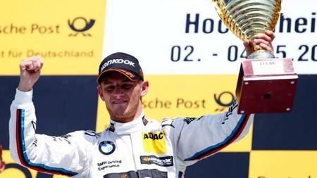 Comienza el DTM con victoria de Marco Wittmann