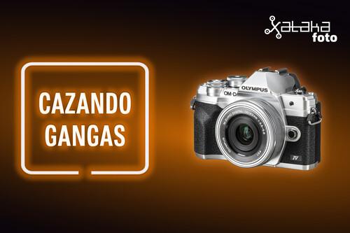 Olympus OM-D E-M10 Mark IV, iPhone 12 y más cámaras, móviles, ópticas y accesorios en oferta en el Cazando Gangas especial Día de la Madre