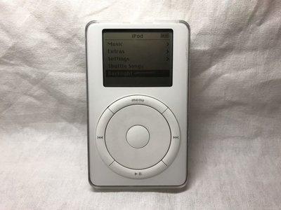 Imagen de la Semana: Este prototipo del iPod es de 2002 y en eBay piden 100.000 dólares por él