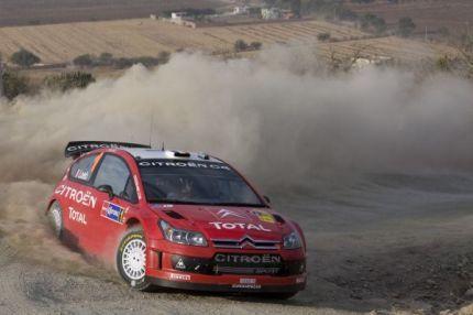 Sébastien Loeb venció en un desafortunado Rally de México para Dani Sordo