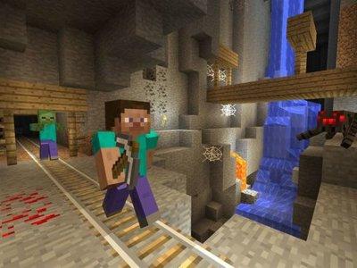Minecraft sigue siendo el rey de YouTube con casi cuatro mil millones de visitas. Ni GTA V puede con él