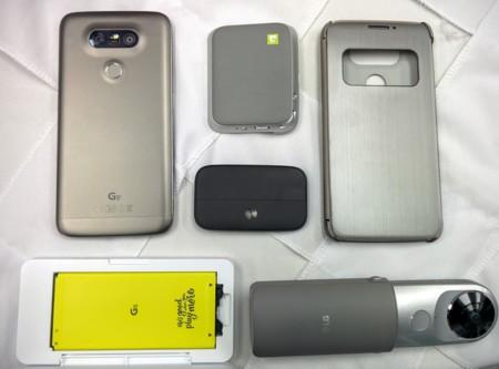 Llegan a México los módulos del LG G5 SE y estos son sus precios oficiales