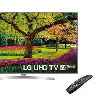 Más barata en PcComponentes: la smart TV 4K de 55 pulgadas LG 55UK6950PLB, ahora por 569 euros