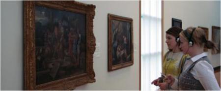 uso de ipods en museos como guía virtual