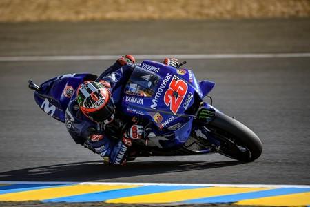 Maverick Vinales Gp Francia Motogp 2018