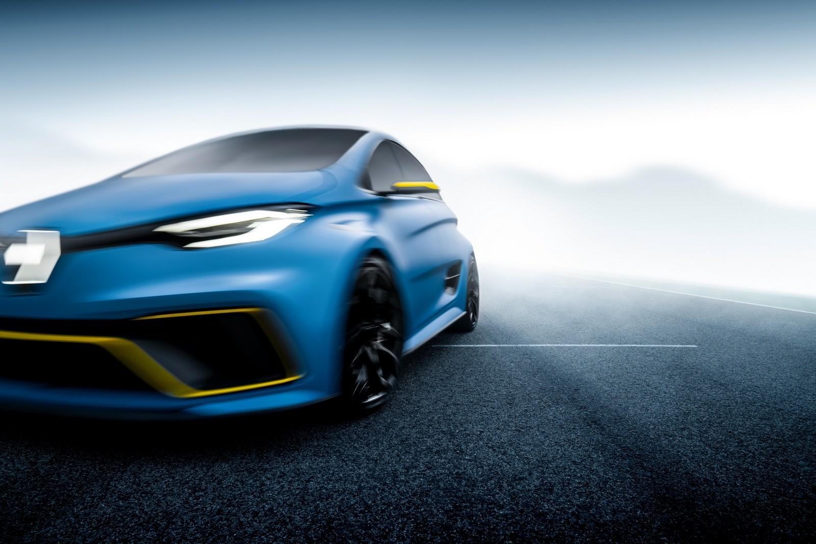 Foto de Renault ZOE e-Sport (4/14)