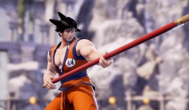 100 personajes de anime creados con el editor de SoulCalibur VI en un mismo vídeo