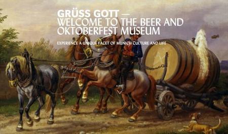 Museo cerveza Oktoberfest