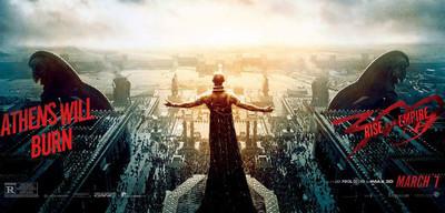 '300: El origen de un imperio', épica a hostias
