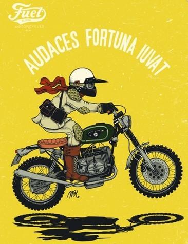 Poster Fuel Bespoke