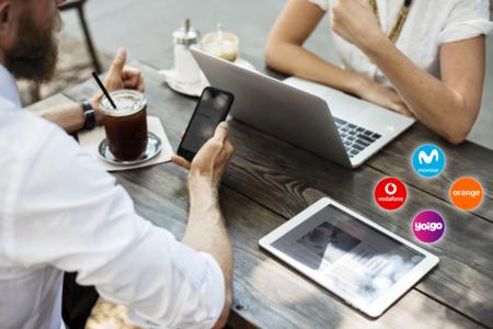 Duelo de gigantes: así se enfrentan las nuevas tarifas de Vodafone a las últimas mejoras de Movistar, Orange y Yoigo