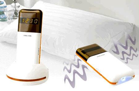 Vibrating Alarm Clock, despertador con vibración