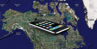 Canadá, sancionada con menos iPhones por sus altas tarifas