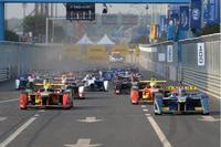 Electrizante final del primer ePrix de la Fórmula E: Ganó Di Grassi