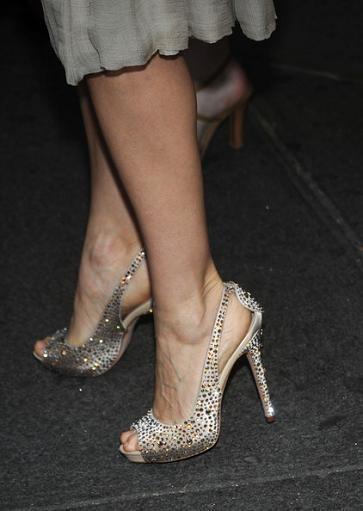 Los zapatos, de nuevo, el mejor amuleto de Sarah Jessica Parker