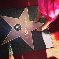 Kaley Cuoco lo ha conseguido, ya es una estrella