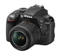 Nikon D3300, todos los detalles de la DSLR con sensor de 24,2 Mpx y sin OLPF