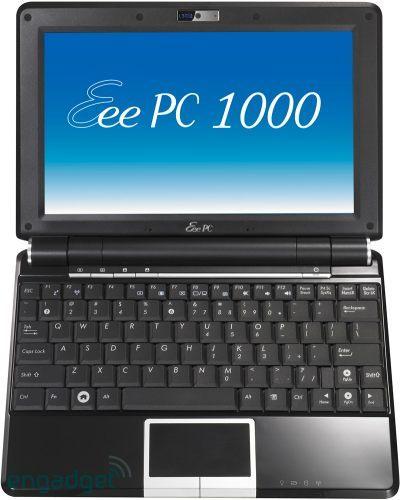 Asus Eee PC 901, 1000 y 1000(H)