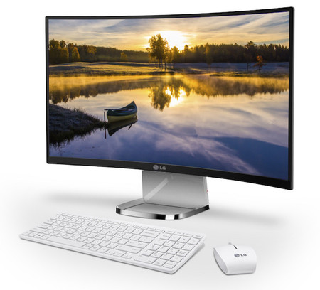 Lg Curved All In One Pc (model 29v950)