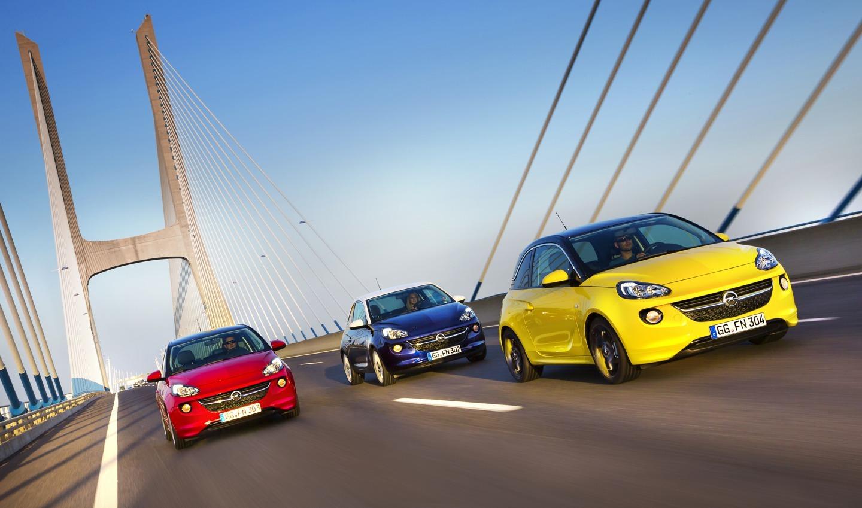Foto de Opel Adam (1/50)