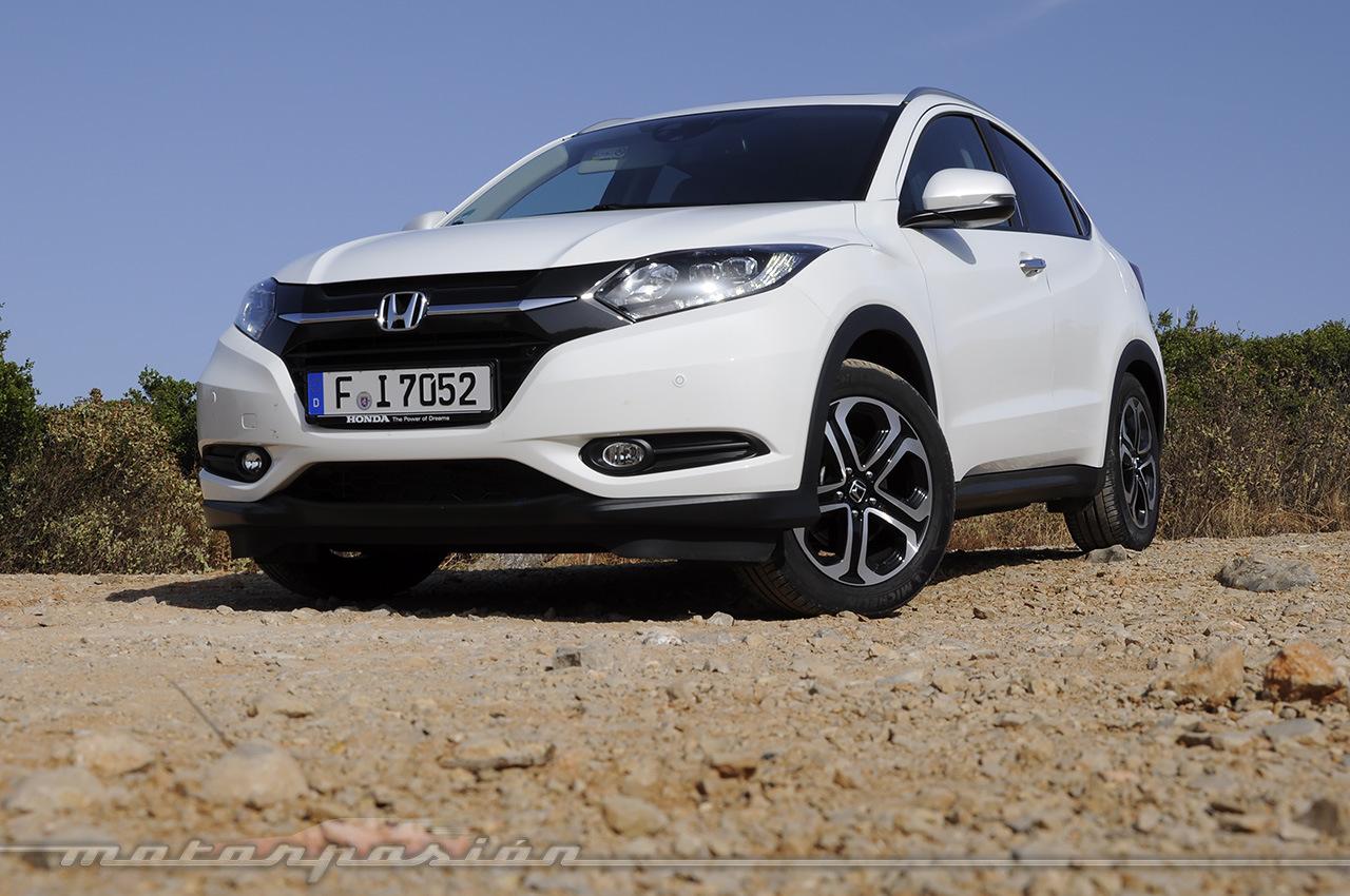 Foto de Presentación Honda HR-V 2015 (1/19)