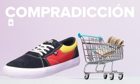 Chollos en tallas sueltas de  zapatillas Superdry, DC Shoes o Element por menos de 30 euros en Amazon
