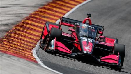 Palou Indycar 2020 2