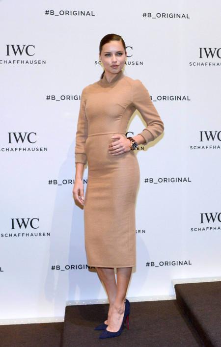 Adriana Lima Alessandra Ambrosio Iwc Gala 2016 3
