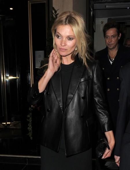 Kate Moss vuelve a encontrarse con Topshop en una nueva colaboración