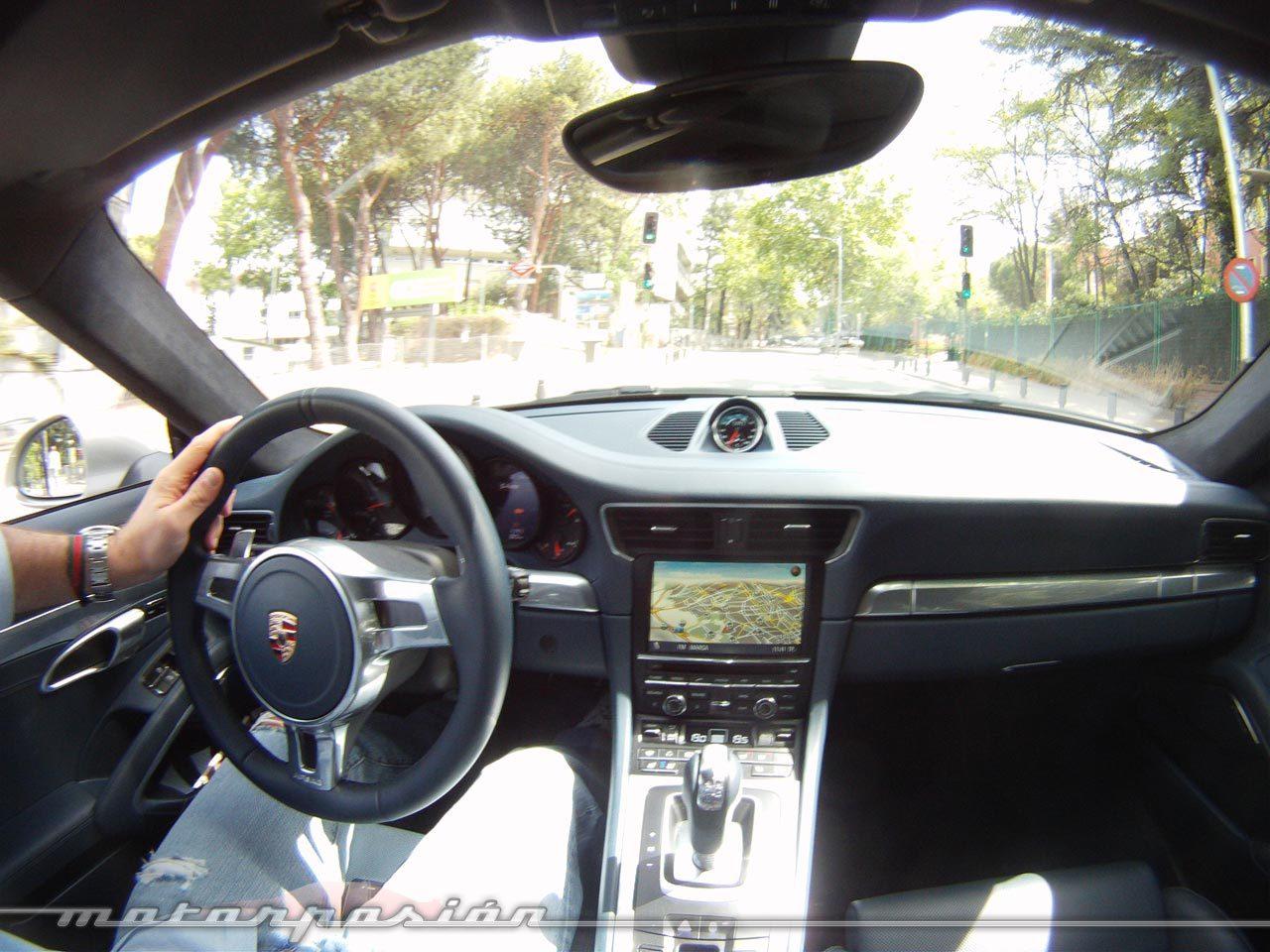 Foto de Porsche 911 Carrera S (prueba) (27/54)