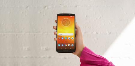 Oferta especial en Amena: Motorola Moto E5 por sólo 72 euros