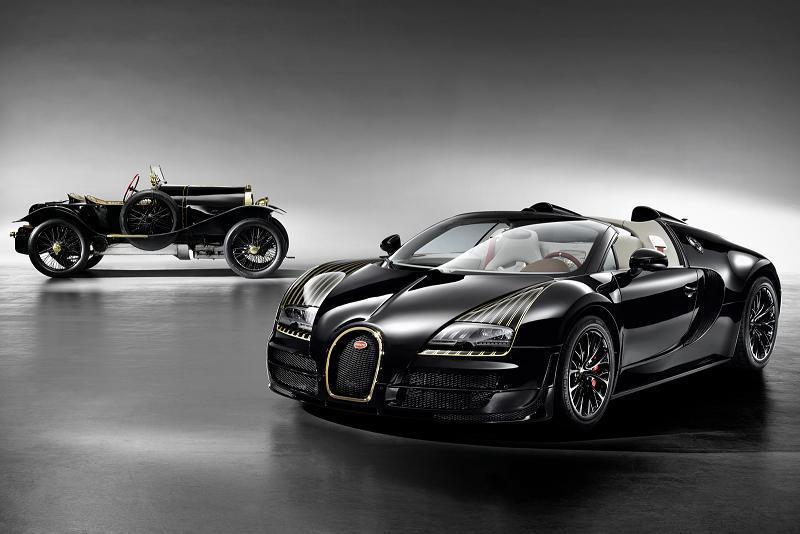 "Foto de Bugatti Veyron ""Black Bess"" Legends Edition (14/17)"