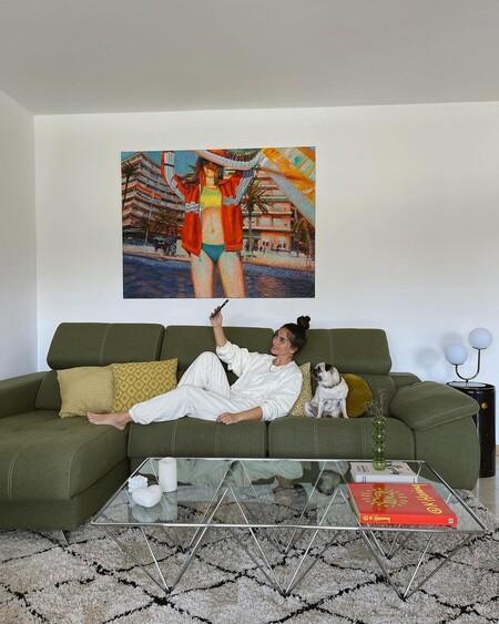 Cinco alfombras ideales para dar calidez a nuestro salón ahora que se acerca el otoño
