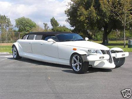 Chrysler Prowler Limusine