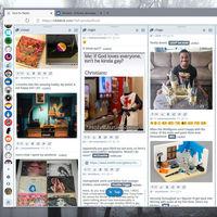 Como Tweetdeck pero para Reddit: esta web aprovecha todo el espacio de tu pantalla para mostrar varios subreddits a la vez