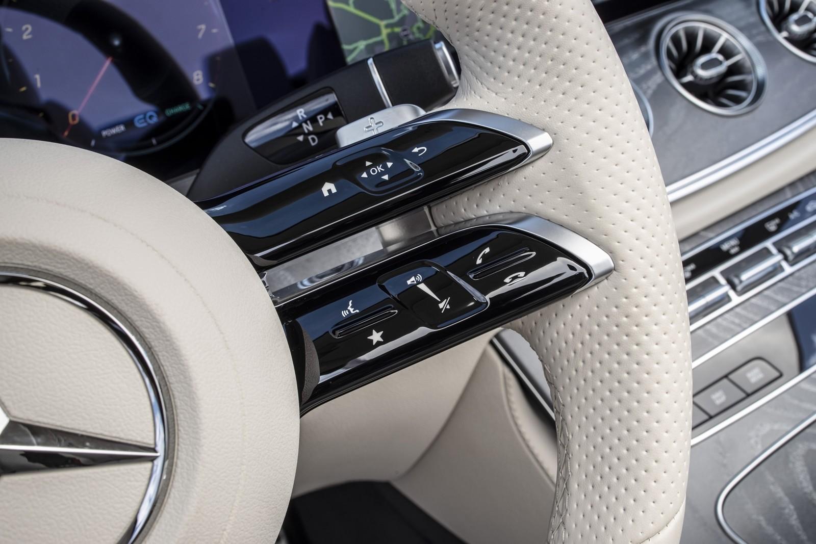 Foto de Mercedes-Benz Clase E 2020, prueba contacto (112/135)